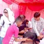 Anti Rabbis Vacination Camp in Delhi